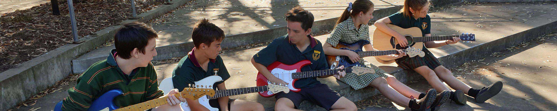 Band Music 1